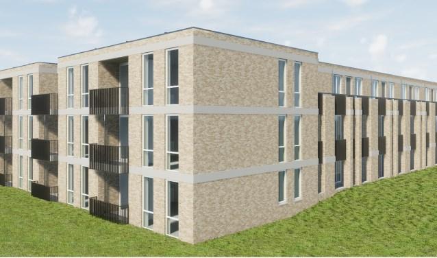 Afbeelding ter illustratie. Mooiland bouwt deze woningen in Empel (Den Bosch)