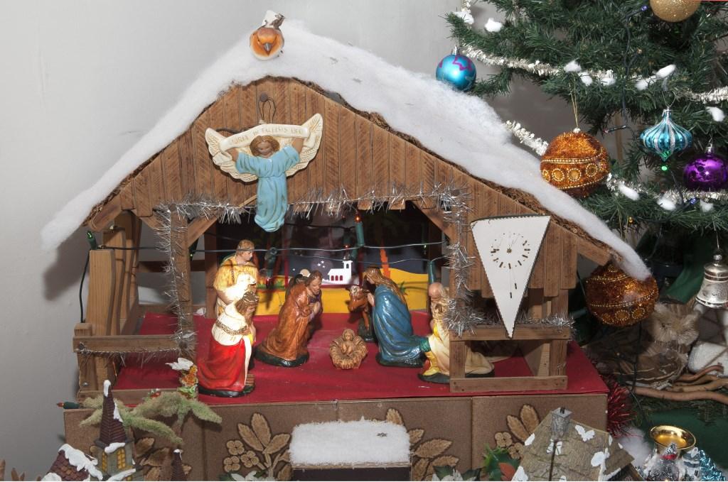 De  Kerststal Foto: Jan Meulenbeek © Persgroep