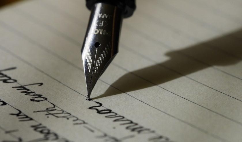 Brieven schrijven voor mensen die onrecht is aangedaan.
