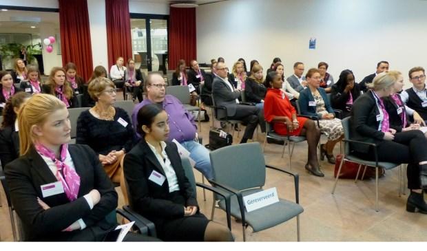Netwerkbijeenkomst Zadkine College Stadhuis. Foto: Roel van Deursen