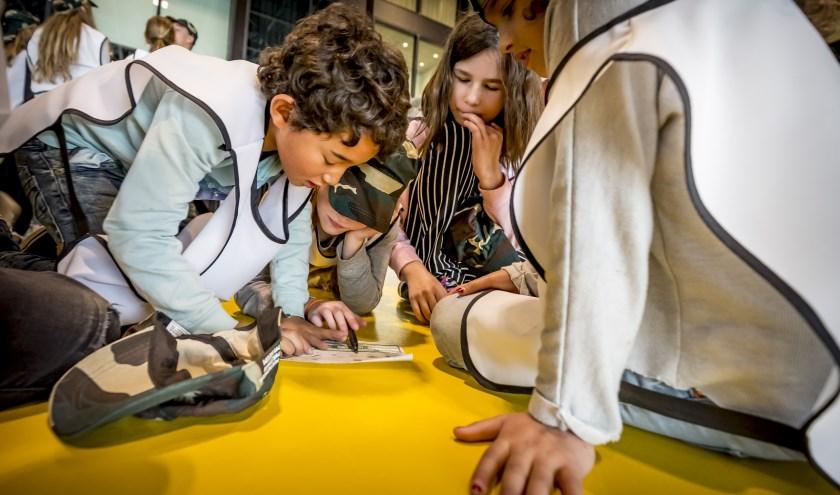 4000 Museuminspecteurs gingen op pad om de musea te beoordelen. Foto: Jorrit Lousberg.