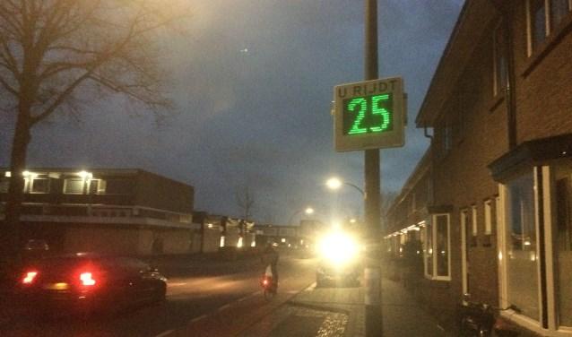 U rijdt 25 , Jan Vermeerstraat