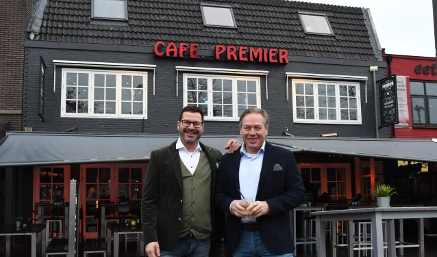 Café Premier 25 jaar in Ede