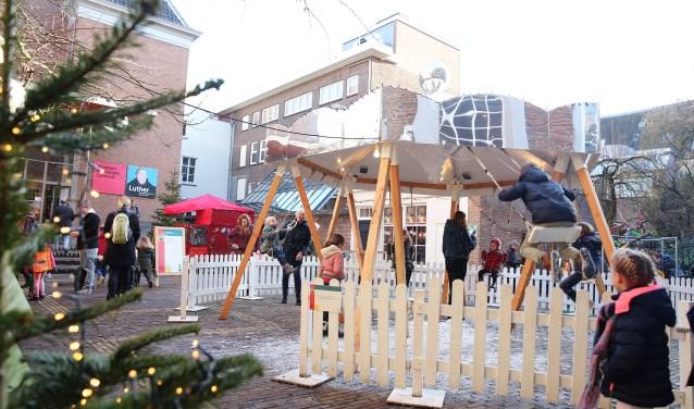 Kerstival, dit jaar weer van zaterdag 22 tot en met zondag 6 januari. Foto Kris van Veen