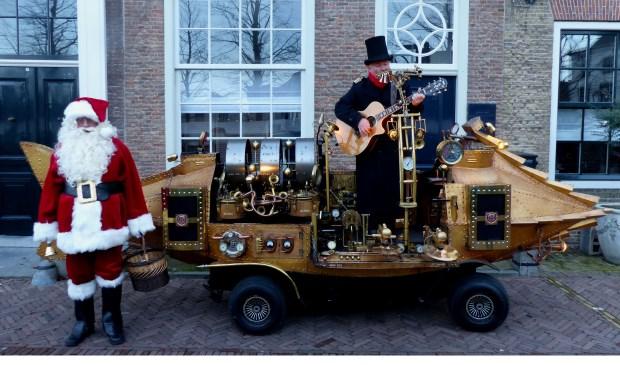 Kerstmarkt in Heenvliet. Foto: Roel van Deursen
