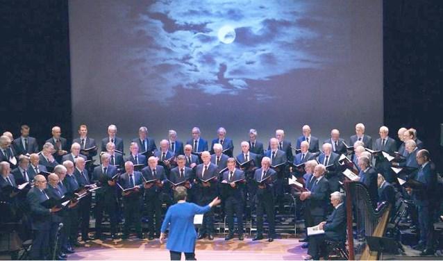 "Concert ""The Bridge"" Veldhovens Mannenkoor februari 2018. 100 jaar na WO-I"