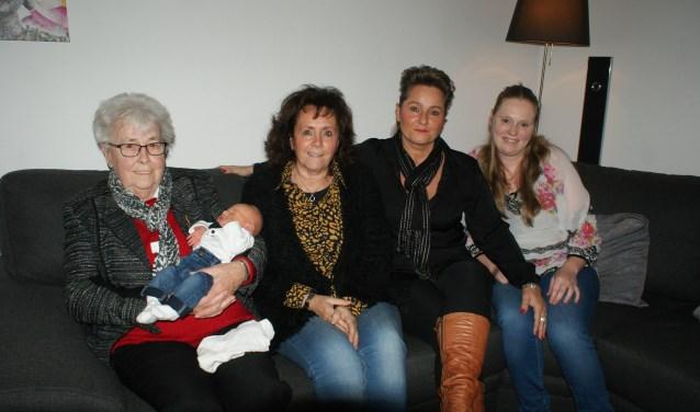 De kleine Leon is geboren op geboren 29 november. Hij woont met zijn moeder Daisy en vader Coen in Tilburg.