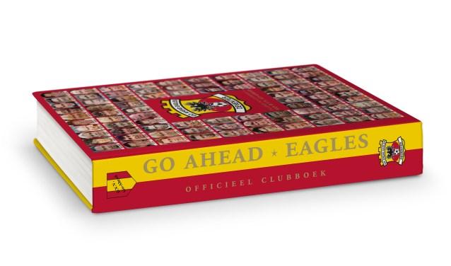Het historische clubboek over Go Ahead (Eagles) is voor een prijs van € 79,- te bestellen in de webshop van de club.