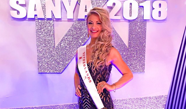 Leonie Hesselink, Miss World Netherlands