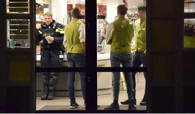 GOUDA - Donderdagavond 20 december rond 21.15 is een PLUS-supermarkt aan de Thorbeckelaan overvallen.
