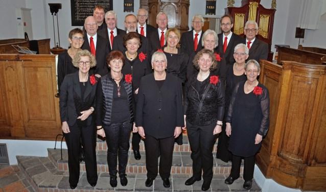 Vocaal ensemble Cordatus presenteert zondag 9 december voor de allerlaatste keer haar traditionele kerstconcert. Foto: Dick Buskermolen