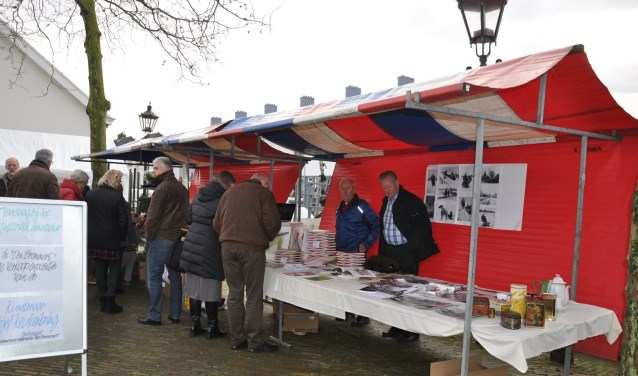 Voor de Dorpskerk wordt op zaterdag 8 december voor de achtste maal de Winterfair gehouden.