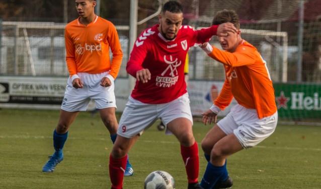 Hulshorst wil niet degraderen dit seizoen. Foto: Willemien van Duinen