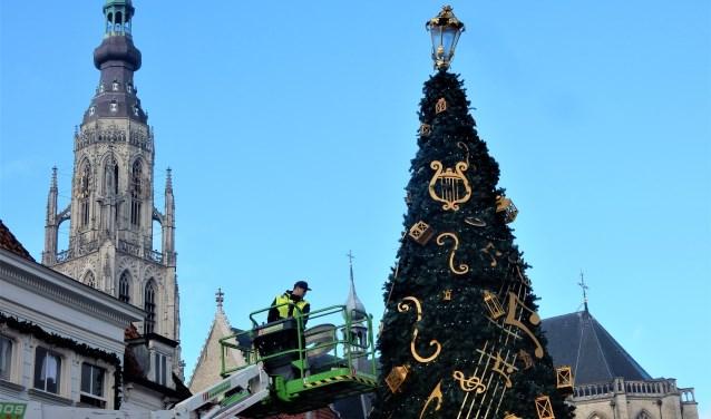 Betoverende kerstboom