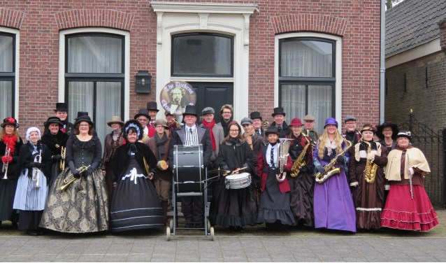 The Dickens Christmas Band