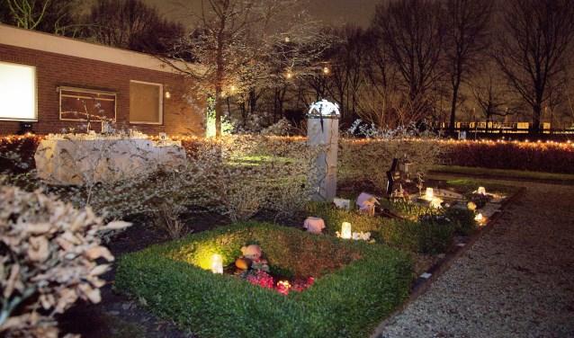Op de sfeervolle Algemene Begraafplaats van Waspik wordt aanstaande zondag stil gestaan bij overleden kinderen.
