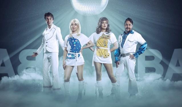 ABBA Tribute komt op zondag 16 december weer naar De Spijker in Beers.