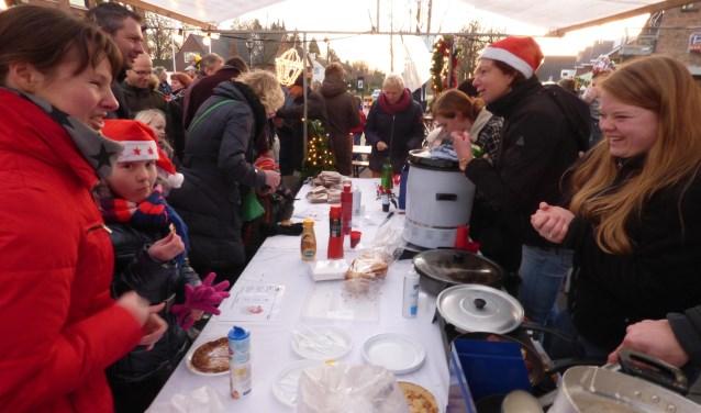 Denekamp Viert De Kerstmarkt De Weekkrant Noordoost Twente