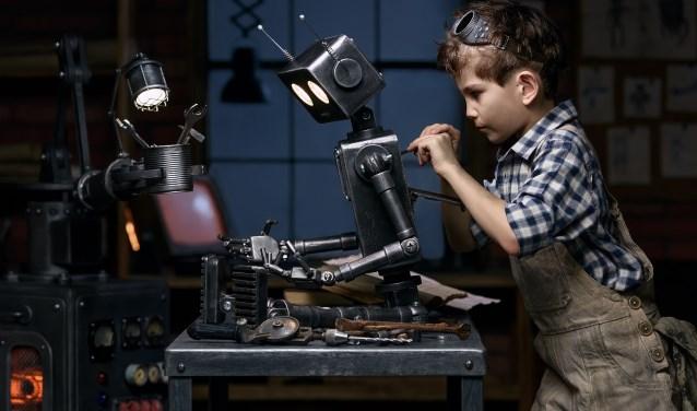 In Ruurlo en Eibergen maken kinderen dankzij BIEBlab kennis met  21ste eeuwse vaardigheden.