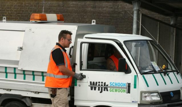 Het Serviceteam Schoon Wijk, onderdeel van Wijk Schoon Gewoon, blijft u ook in 2019 tegenkomen in Wijk bij Duurstede.