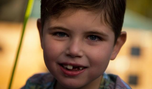 Morris Moerenhout, 8 jaar oud, is de reden achter de onlangs opgestarte Stichting Morris.