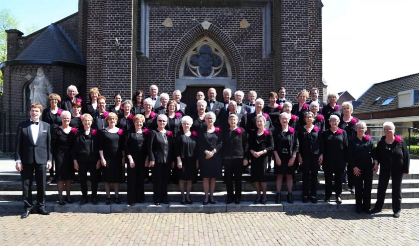 Stadskoor Grave komt op 16 december naar de Martinuskerk in Cuijk. Het koor heeft veel Cuijkse leden. (foto: eigen foto)