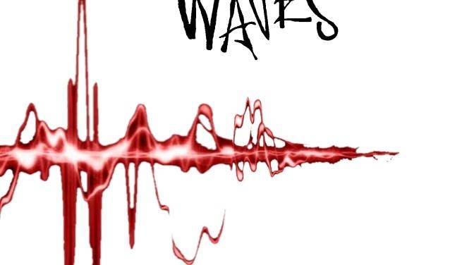 Cover van de CD WAVES