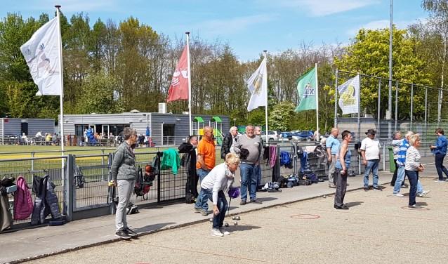Nikantes zoekt bedrijven die willen bijdragen aan een boulodrome. De Hoogvlietse club wil een deel van de jeu de boulesbanen overkappen.