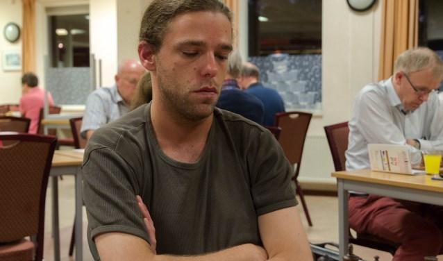 Yaro van Beest in actie. (Foto: Privé)