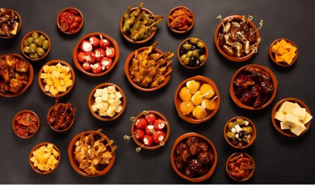 Er zijn vijf verschillende Kippieboxen. Zo is er een partybox (met kiphapjes), een tapasbox (vegetarisch), een satébox, een kaasbox en een gourmetbox.