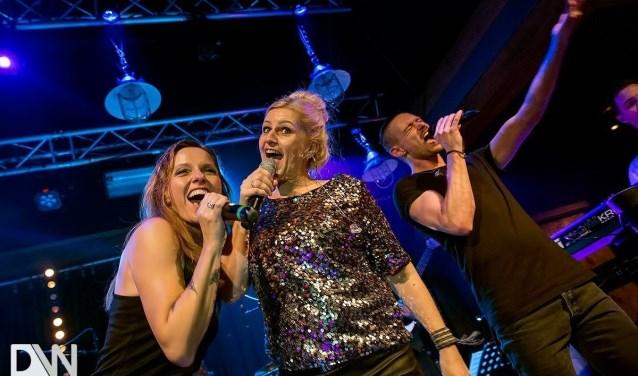 Daniëlle Kool, Marion Blok en Ron Link te gast bij Crescendo
