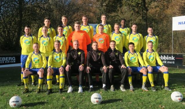 Sportlust Vroomshoop hervat het seizoen op 27 januari thuis tegen Almelo. Foto: Niek Erents
