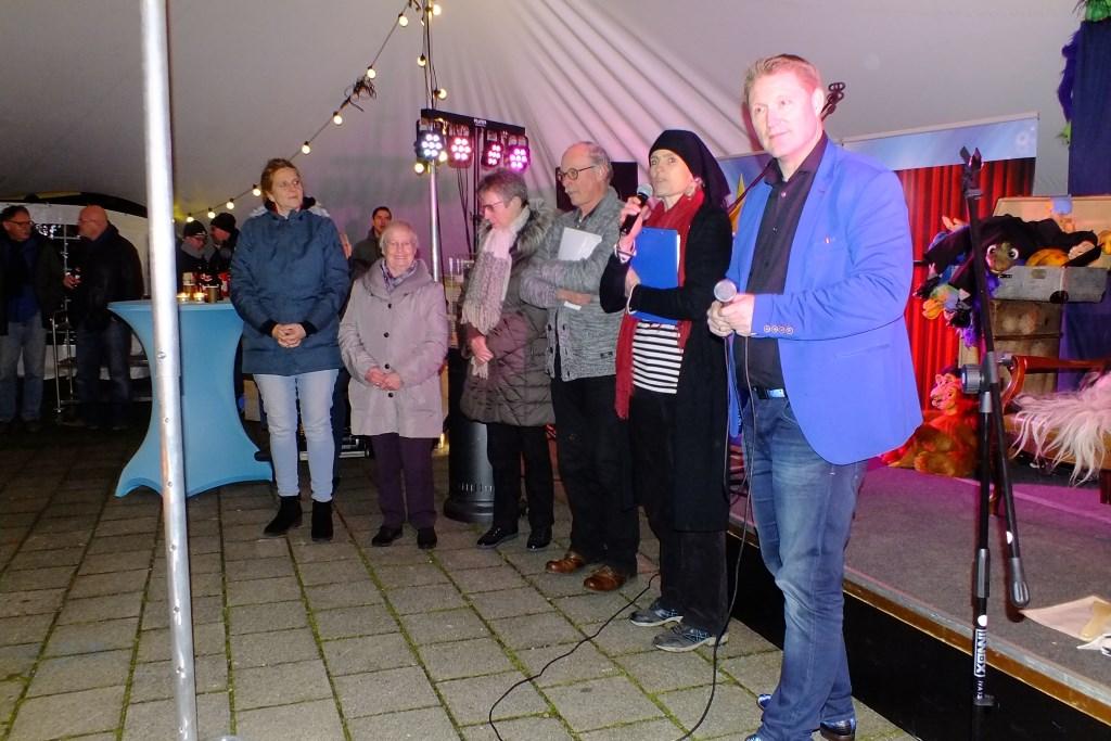 Jury ingezonden verhalen. Foto: Corrie Verbraak © Persgroep