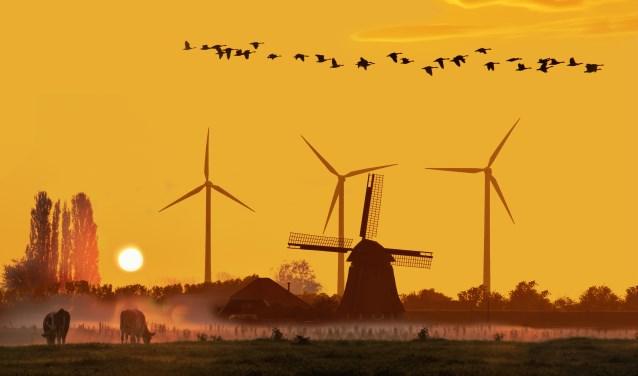 Het Nederlandse landschap staat zwaar onder druk.