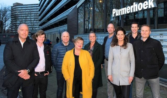 Woningcorporatie Havensteder en Team ERAflats, bestaande uit Smits Vastgoedzorg en TBI-onderneming ERA Contour, ondertekenden vorige week de samenwerkingsovereenkomst voor de werkzaamheden.
