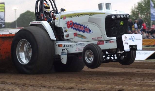 Het tractorpullingteam Incredible Deere heeft onlangs sponsoravond gehouden. (foto: PR)