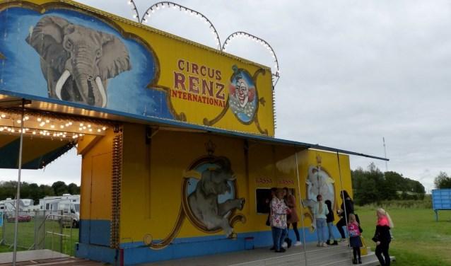 Circus Renz.
