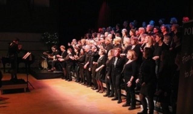 Het koor. (Foto: Privé)