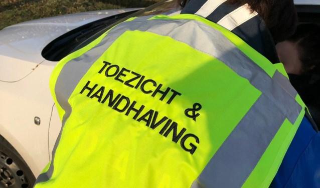 """De stadswachten in Helmond hebben een nieuwe naam""""Toezicht en Handhaving."""