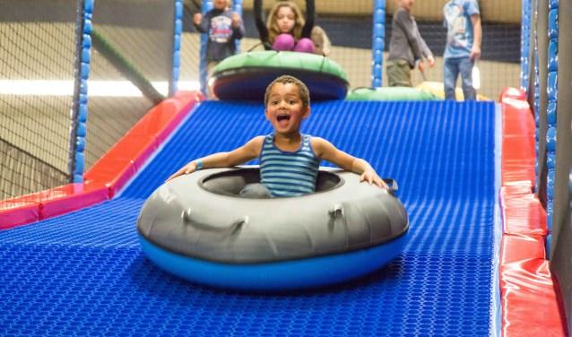 Avontura in het Optisport Leisure Center aan de Terheijdenseweg biedt kinderen puur speelplezier en staat garant voor een onbezorgde en unieke beleving voor het hele gezin. FOTO: DANIËLLE KUIKMAN