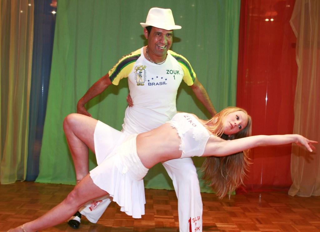 De Ogtent staat zaterdag 22 december in het teken van Zuid-Amerikaanse dansen.
