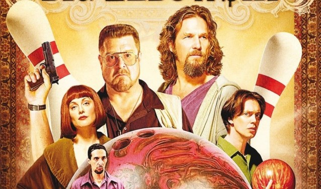 The Big Lebowski is te zien in Theater 't Web.