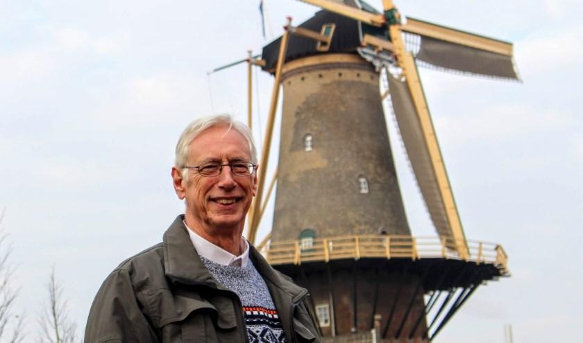 Aart Struijk voor Molen de Roos.