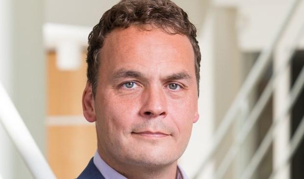 Wethouder Frank van Liempdt treedt af. Foto: gemeente Stichtse Vecht/Norbert Waalboer Fotografie