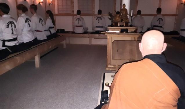 Zen meditatie in Bemmel