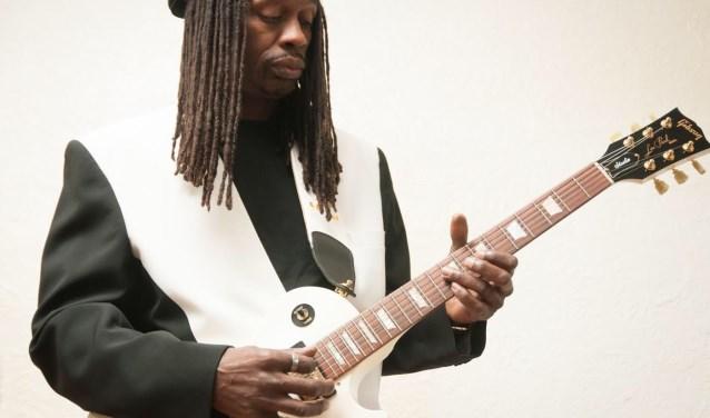 Bernard Allison speelt op het Bluezy Bluesfestival Ridderkerk (Foto: PR)