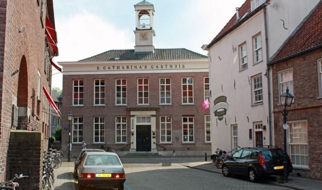 Het Sint Catharina Gasthuis in Grave. (foto: persfoto)