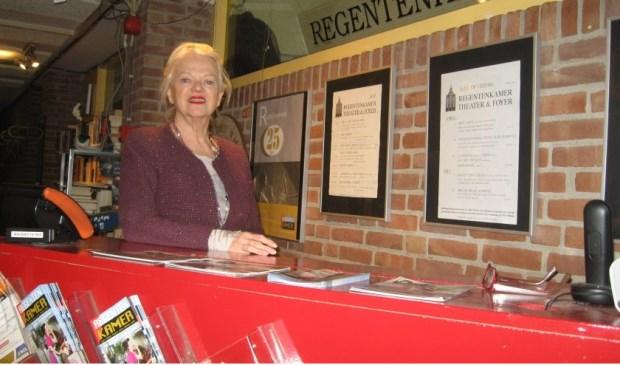 Oprichtster Thea van Loon moest begin dit jaar op zoek naar een nieuw onderkomen voor de  Regentenkamer.