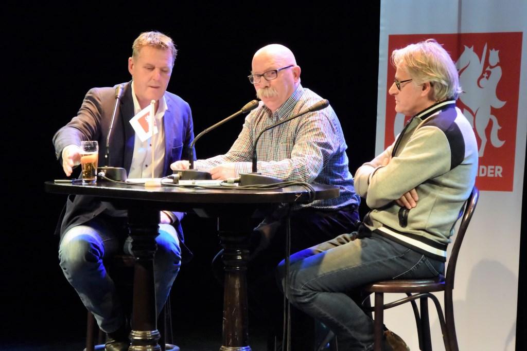 Tekst en uitleg over een nieuw boek van De Kneep. Foto: Eefke Peeters.