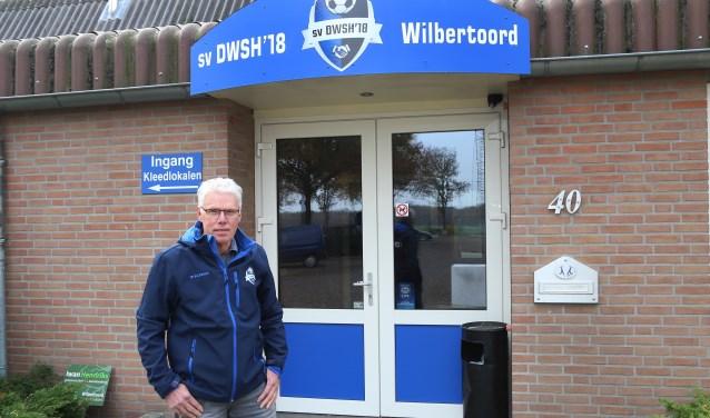 Peter Cornelissen is vanaf het begin betrokken bij de winterloop. (foto: Marco van den Broek)